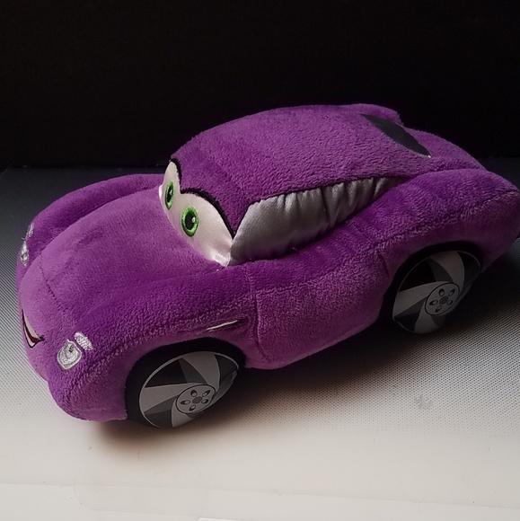 Disney Pixar Toys Pixar Disney Cars 2 Plush Holley Shiftwell Toy